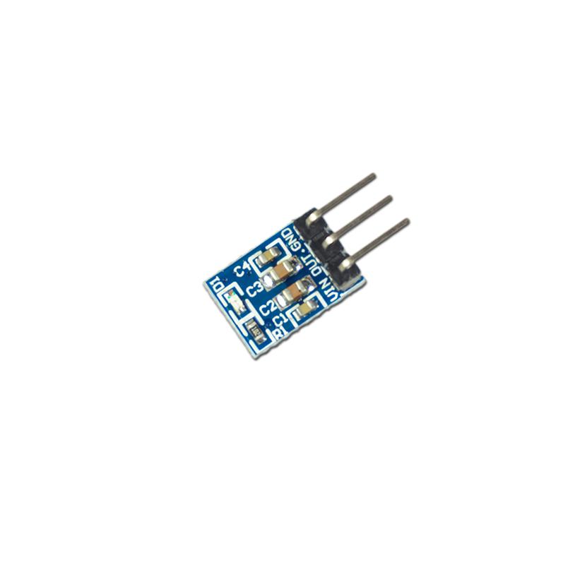AMS1117 - 3.3 VDC Spannungsregler - Step Down Converter - 4.75 V - 12V auf 3.3V 800mA