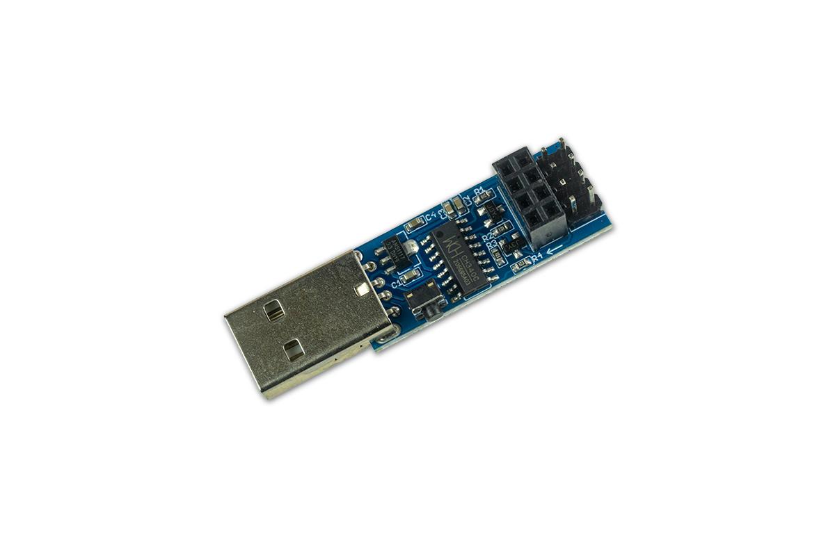 ESP8266 ESP-01 Programmer - CH340 USB - Converter