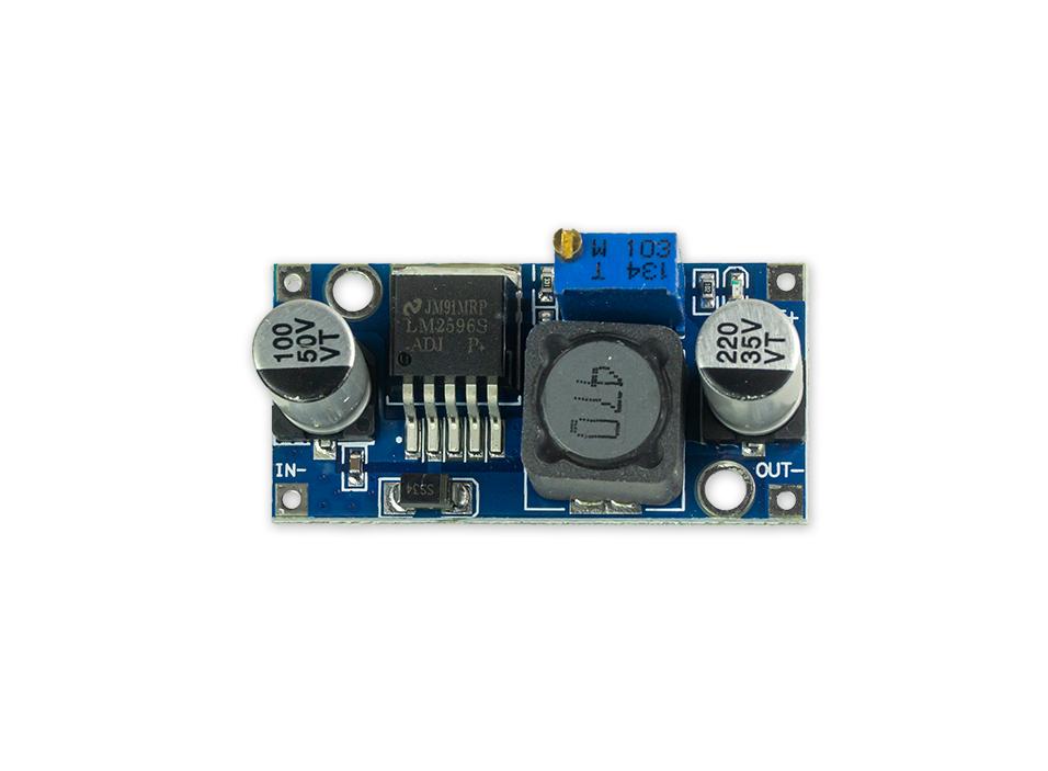 LM2596 Buck Converter Modul - 3.2V - 40V auf 1.25V - 35V - Step down Converter