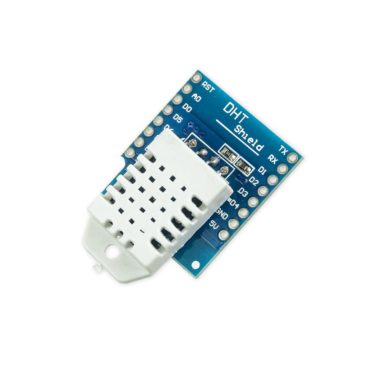 DHT22 Shield für D1 Mini - Luftfeuchtigkeit und Temperatur - Sensor