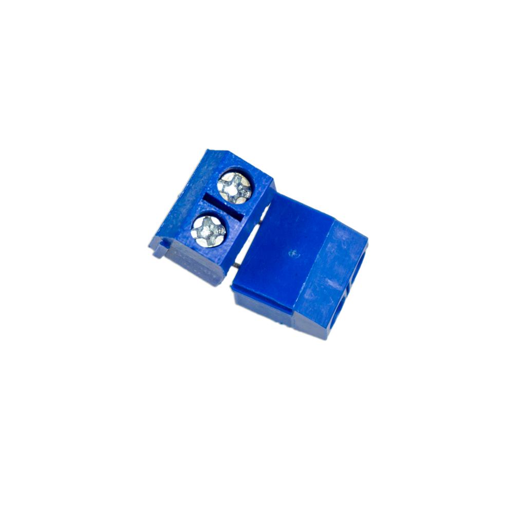 Terminal Buchse - KF301-2P - 2-Pin für Prototypen PCB - Terminal