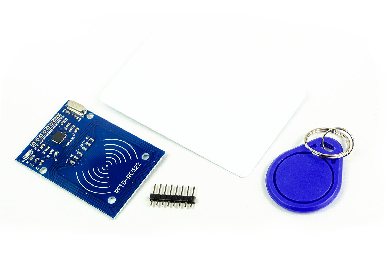 RC522 RFID Modul für Arduino, ESP8266 und Raspberry Pi