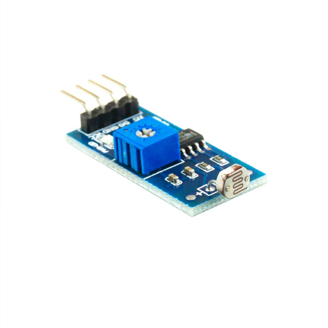 MSP-107 - Lichtsensor Helligkeitssensor Digital - Analog - Sensor