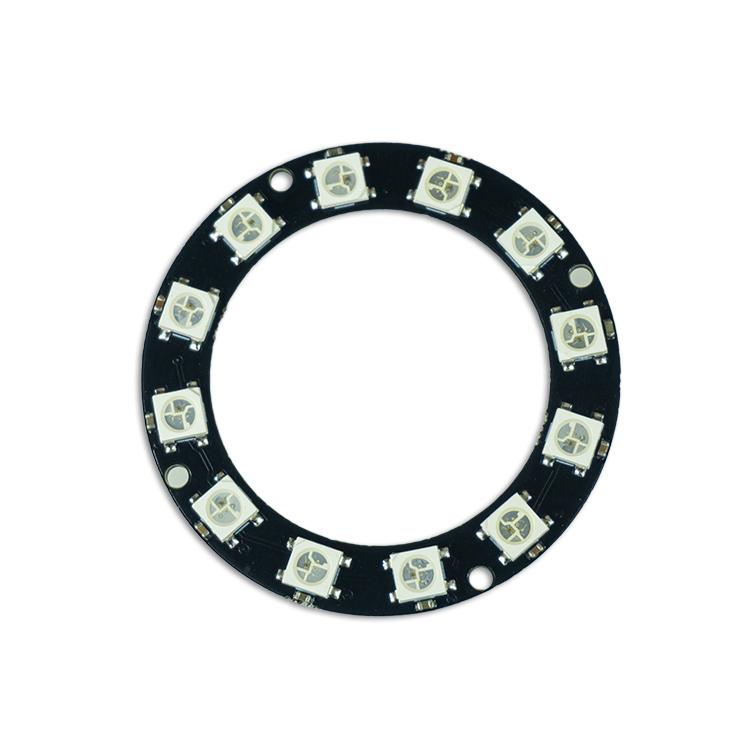 12-bit WS2812 5050 RGB LED-Ring
