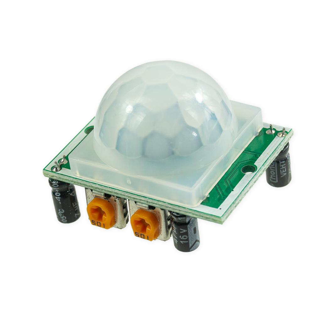 SR501 HC-SR501 PIR Modul -  Bewegungsmelder - Digital Sensor